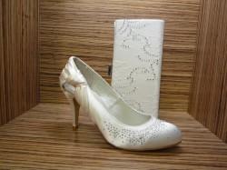 Dámská svatební obuv 73d98a448a